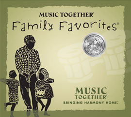 Music Together Family Favorites CD