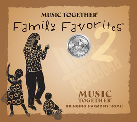 Music Together Family Favorites 2 CD